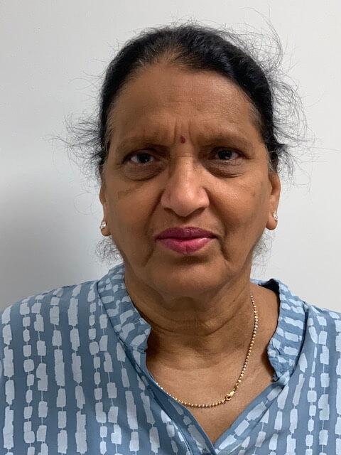 Mrs V CHUNDURI